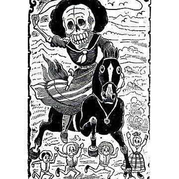 Cavalera von mickaelcorreia
