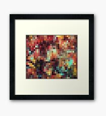 Nature Pixels No.11 Framed Print