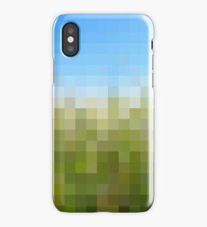 Nature Pixels No 29 iPhone Case/Skin