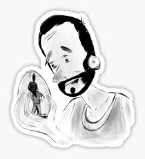Reflection Sticker