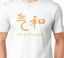 Air is Peaceful  Unisex T-Shirt