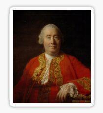 David Hume 1711-1776 Sticker