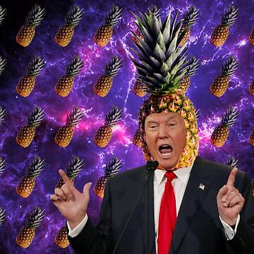 Donald Trump a.k.a. The Pineapple King by Doge21