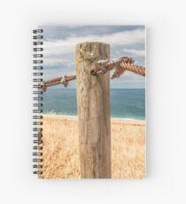 South Australian Beaches Spiral Notebook