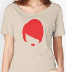 Redhead lipstick Women's Relaxed Fit T-Shirt