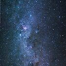 The Milky Way by adbetron