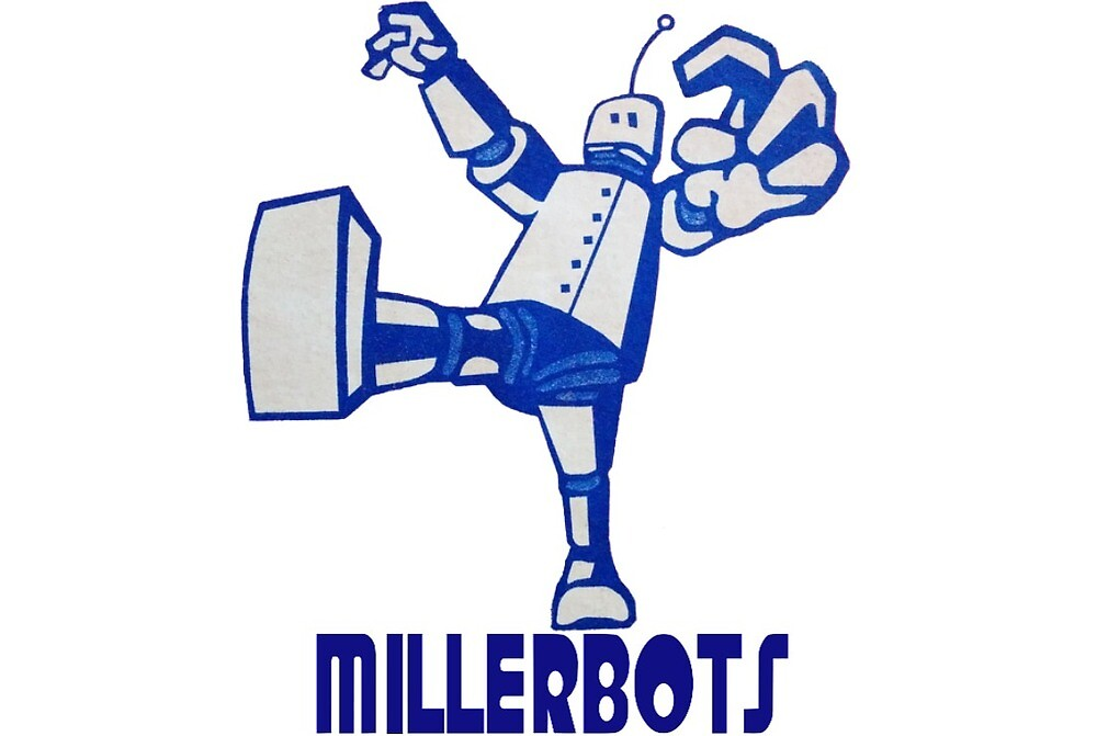 Millerbot with name by millerbots