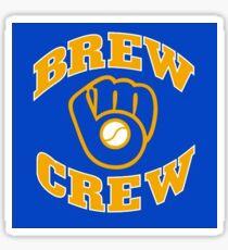 Milwaukee Brewers  Sticker