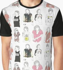 Larry Fashion Graphic T-Shirt