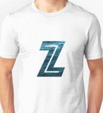 """The Letter """"Z"""" Ocean Unisex T-Shirt"""
