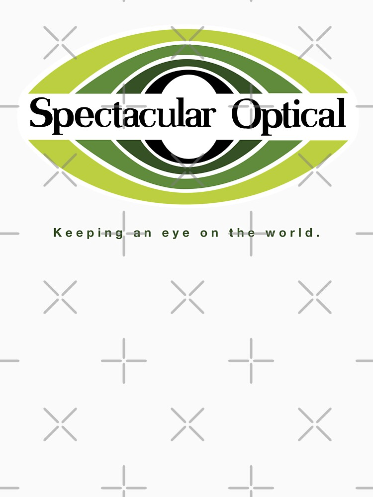 Spectacular Optical - Keeping an eye on the world by thedrumstick