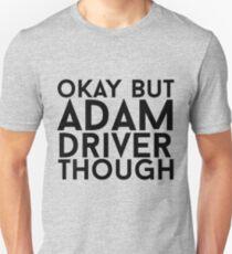 Adam Driver Slim Fit T-Shirt