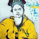 Jesse Pinkman - Breaking Bad by Katie Robinson