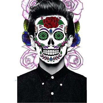 Sugar Skull Louis  by annelisedommy