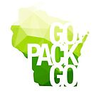 Green Bay Packers: Go Pack Go by sullat04