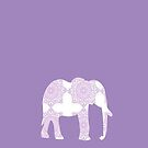 Purple Elephant  by sullat04