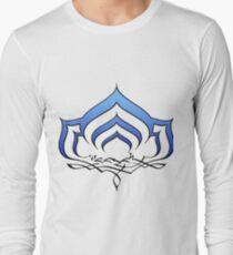 Warframe Lotus symbol Long Sleeve T-Shirt