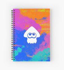 Splatoon Spiral Notebook