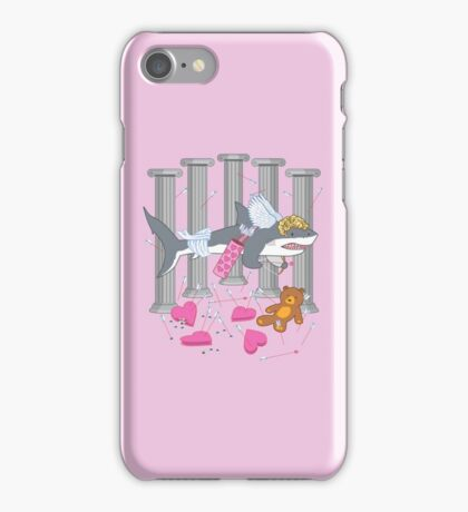 The Cupid Shark iPhone Case/Skin