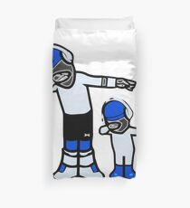 Let's DAB with CAM NEWTON Duvet Cover