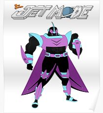 """Jet Mode """"Horusa"""" Poster"""