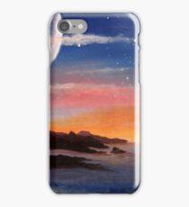 Sunset Moon iPhone Case/Skin