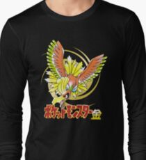 Pocket Monsters: Gold Long Sleeve T-Shirt
