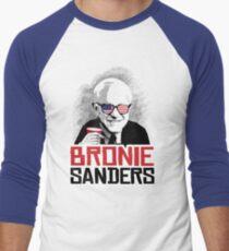 BRONIE SANDERS Men's Baseball ¾ T-Shirt