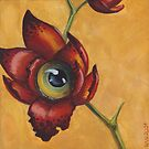 Eyeball Orchid by OddityGarden