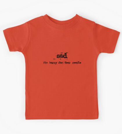 sad Kids Clothes