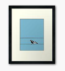 Pee Wee Framed Print