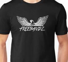 Freebandz White Unisex T-Shirt