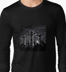 Kreuzigung - The Biggest Fight Long Sleeve T-Shirt