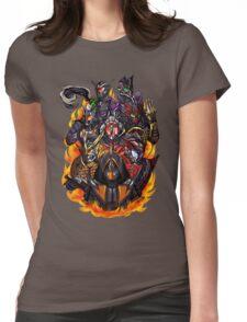 Spirits Womens Fitted T-Shirt