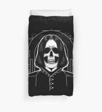 Snape (Stack's Skull Sunday) Duvet Cover