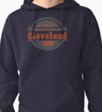 Cleveland Ohio United States of America Pullover Hoodie