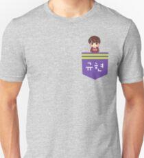 Kyuhyun Pocket Shirt (규현) Unisex T-Shirt