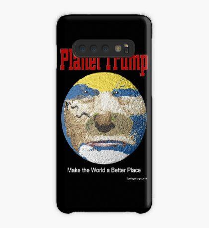 Planet Trump Case/Skin for Samsung Galaxy