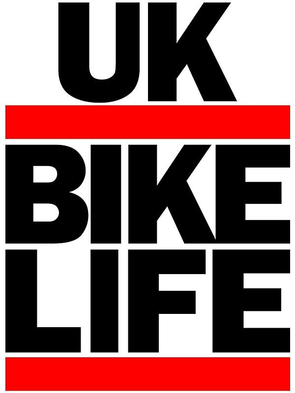 run uk bike life dmc style moped bikelife motorcycle gang red