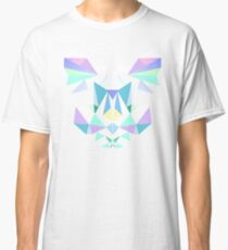 Pastel Crystal Cat Classic T-Shirt