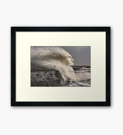 Old Man of the Sea Framed Print