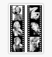 Marilyn Monroe Sticker