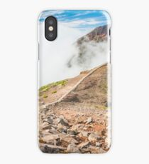 Amazing mountains in Madeira iPhone Case/Skin