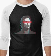 Dexter: MONSTER 3D  Men's Baseball ¾ T-Shirt