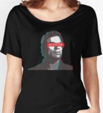 Dexter: MONSTER 3D  Women's Relaxed Fit T-Shirt
