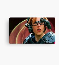 Scully II Canvas Print