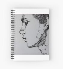 Robbie Kay - Peter Pan Spiral Notebook