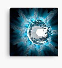 Abstract - Refractive Ball V2.0 Canvas Print