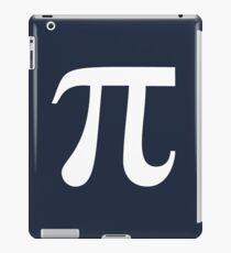 Pi (white) iPad Case/Skin