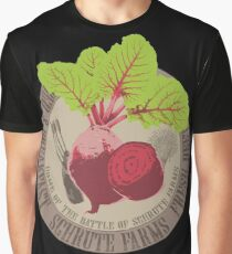 The Office: Schrute Farms Graphic T-Shirt